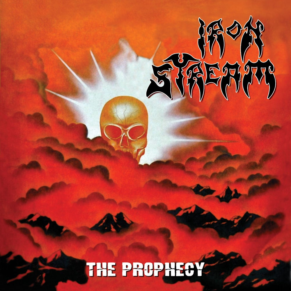 IRON STREAM - The Prophecy CD