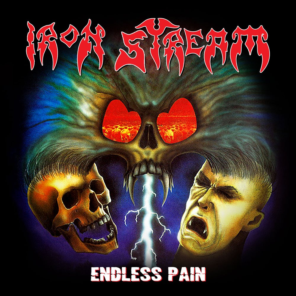IRON STREAM - Endless Pain +4 CD