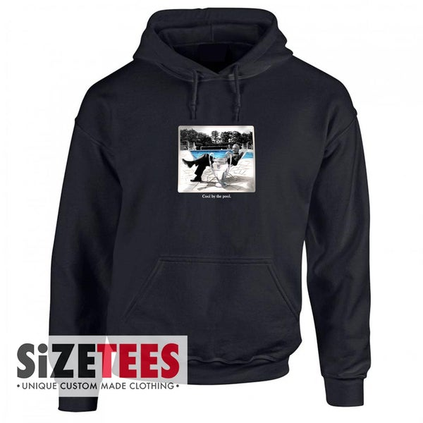 Image of Cool by the Pool Hoodie