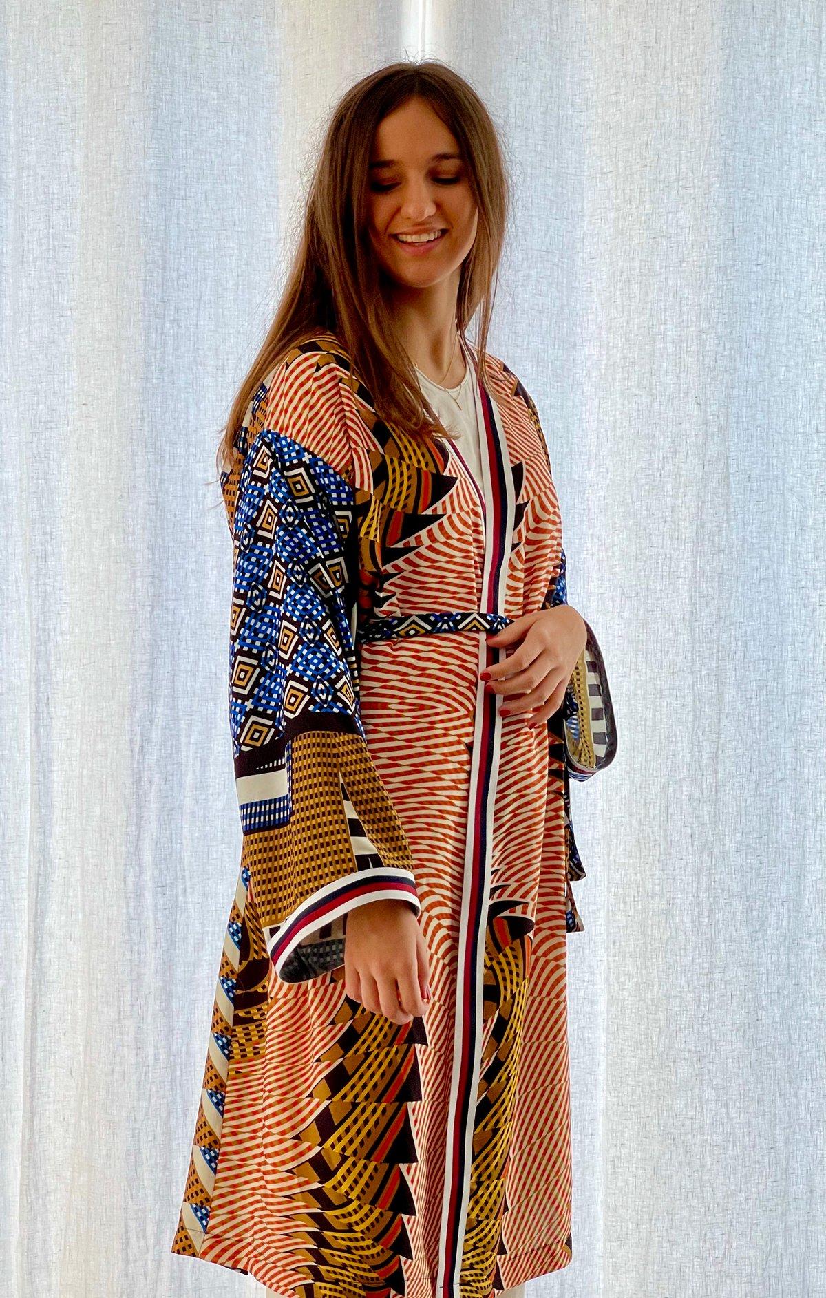 Image of Kimono Kiri