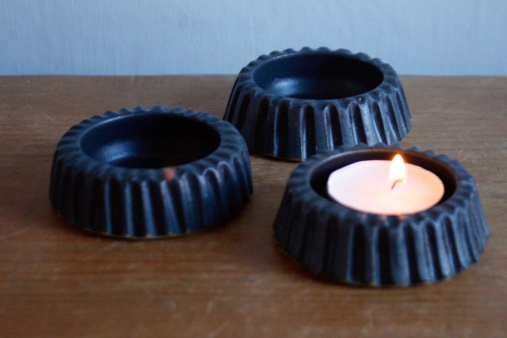 Image of COG tealight holder