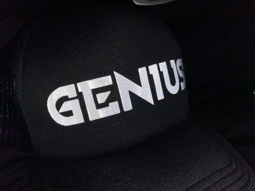 Image of Black GNS trucker Hat