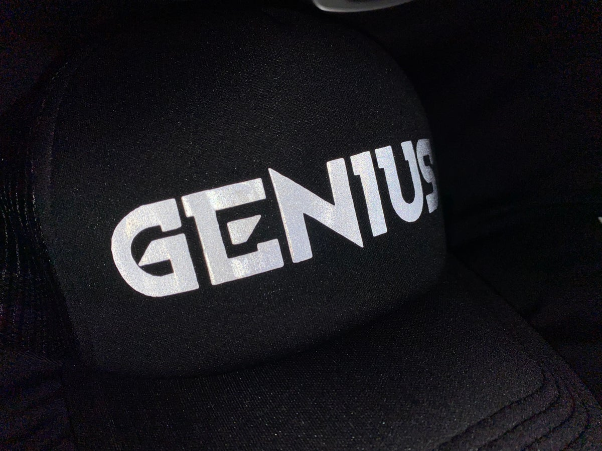 Image of Black GNS trucker Hat