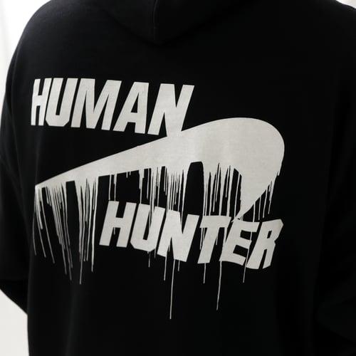 Image of HUMAN HUNTER HOODIE