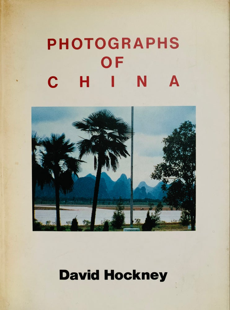 Image of (David Hockney) (Photographs of China)