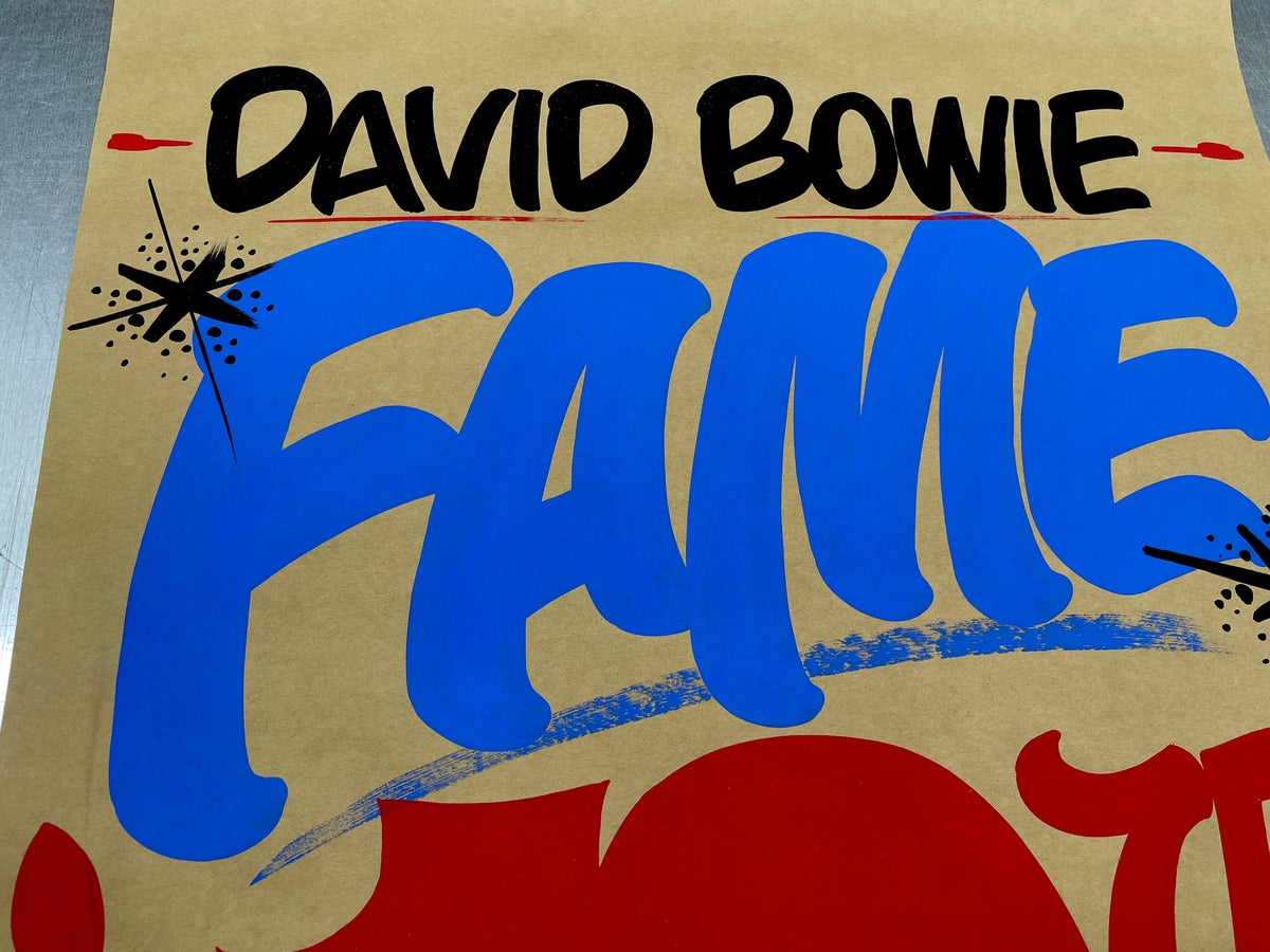 Image of Fame - Brown Butcher Paper