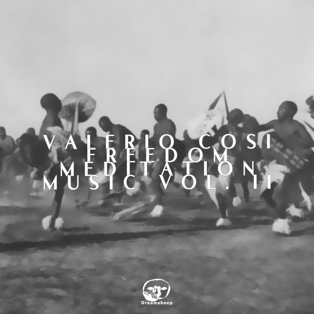 "Image of Valerio Cosi - ""Freedom Meditation Music, Vol. II"" (Remastered Reissue) DL - DS019"