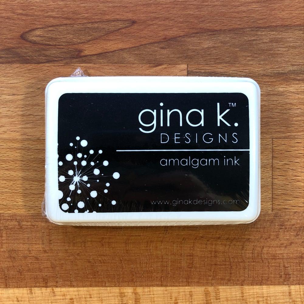 Image of Gina K Amalgam Ink Obsidian
