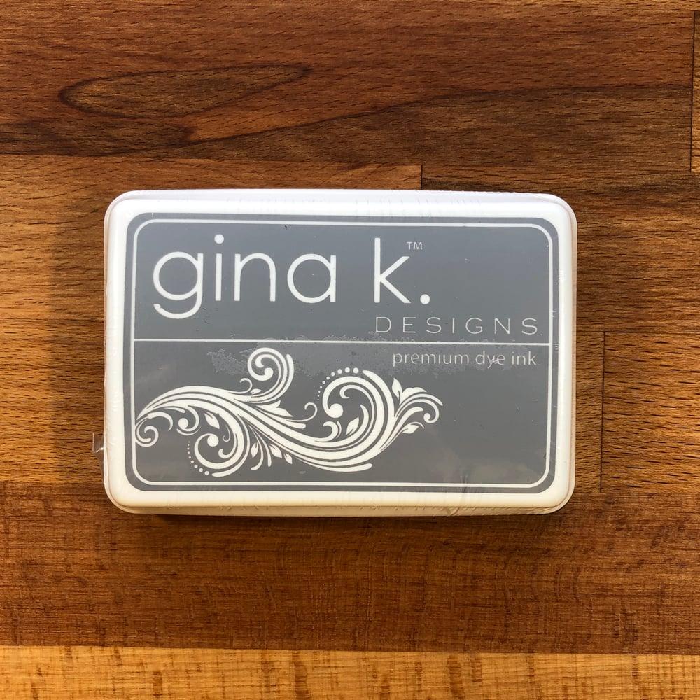 Image of Gina K Dye Ink Soft Stone