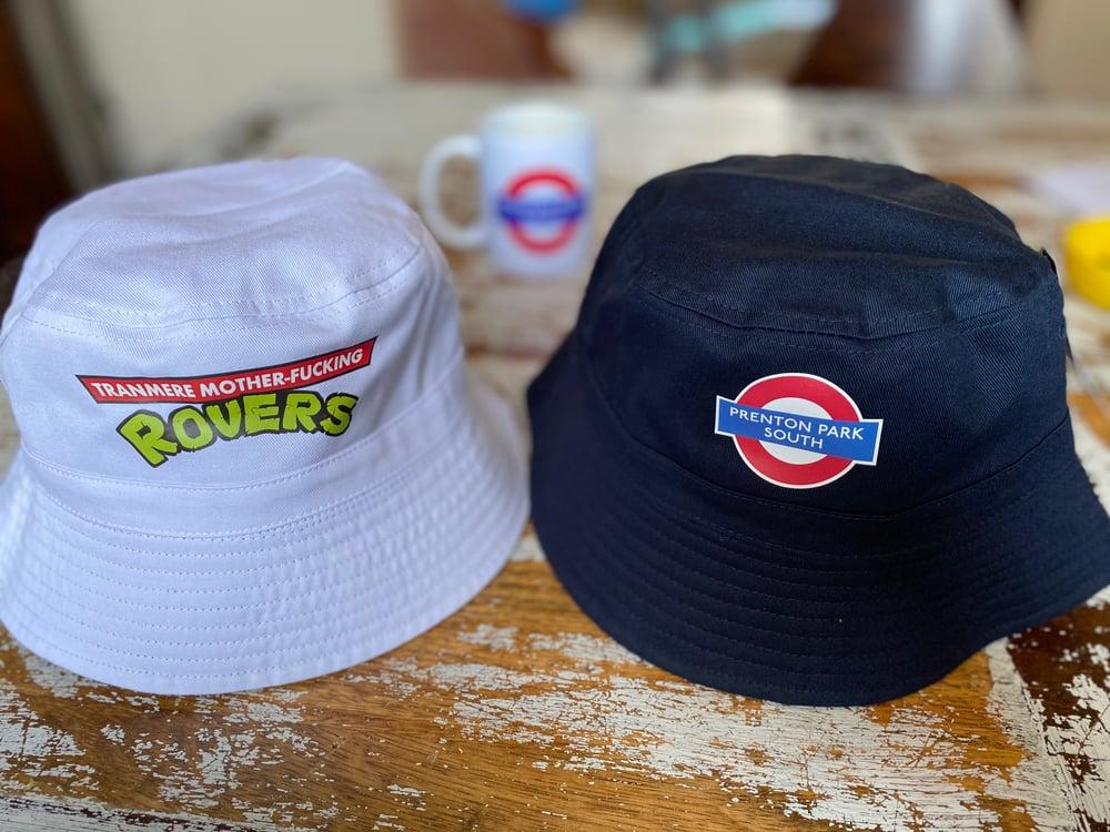 Image of 2021 Reversible Wembley Bucket Hat
