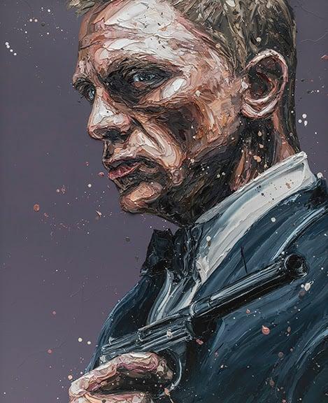 """Paul Oz """"007"""""""