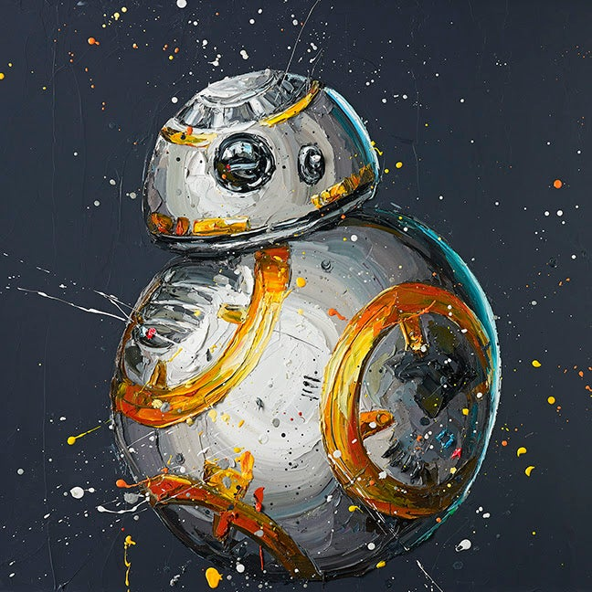 "Paul Oz ""BB8"""