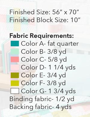 Image of Pink Lemonade PAPER Pattern