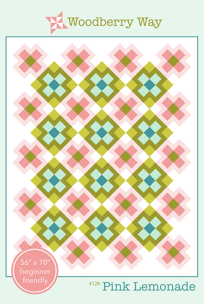Image of Pink Lemonade PAPER Pattern