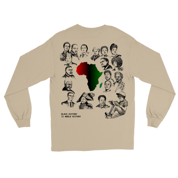 Image of Culture Education Figures Long Sleeve