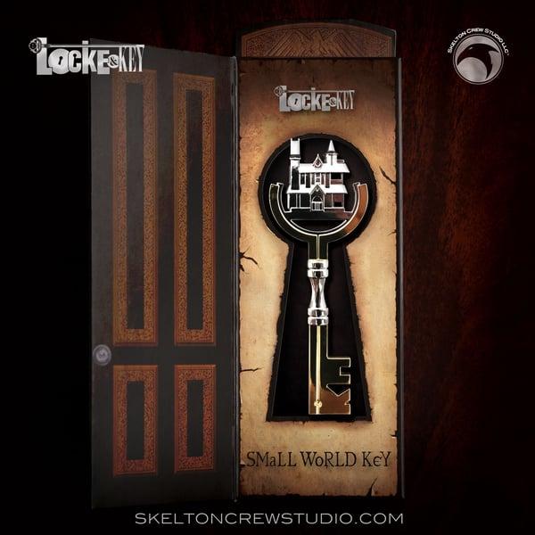 Image of Locke & Key: Small World Key!