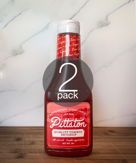 Image of 2 Pack | Quality Tomato Ketchup