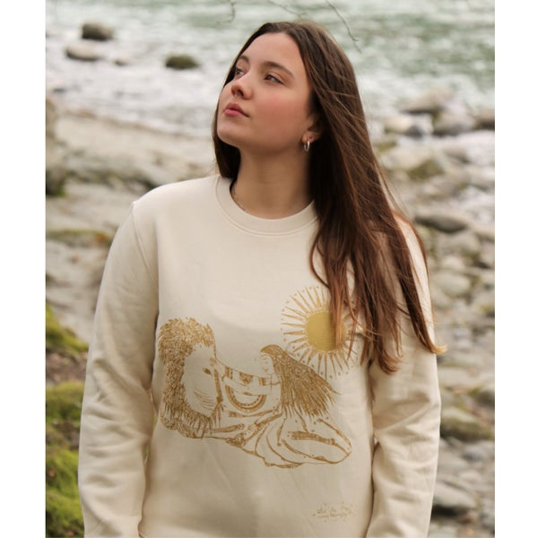 Image of Sweat-shirt  *Woman Lion*