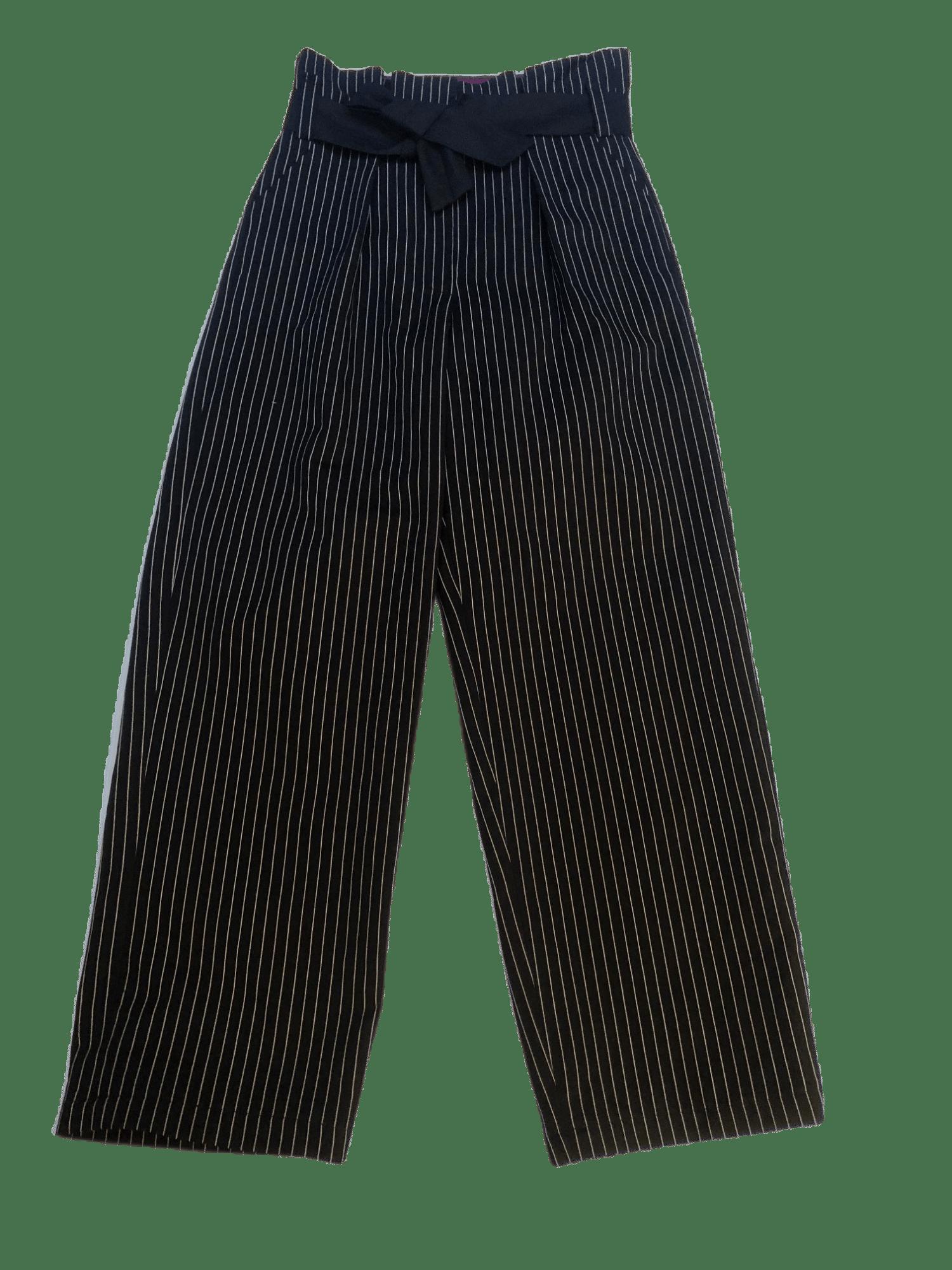 Image of Pantalon Louisa rayé