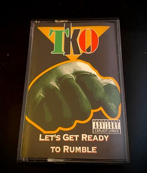 """Image of TKO """"Let's Get Ready To Rumble"""""""