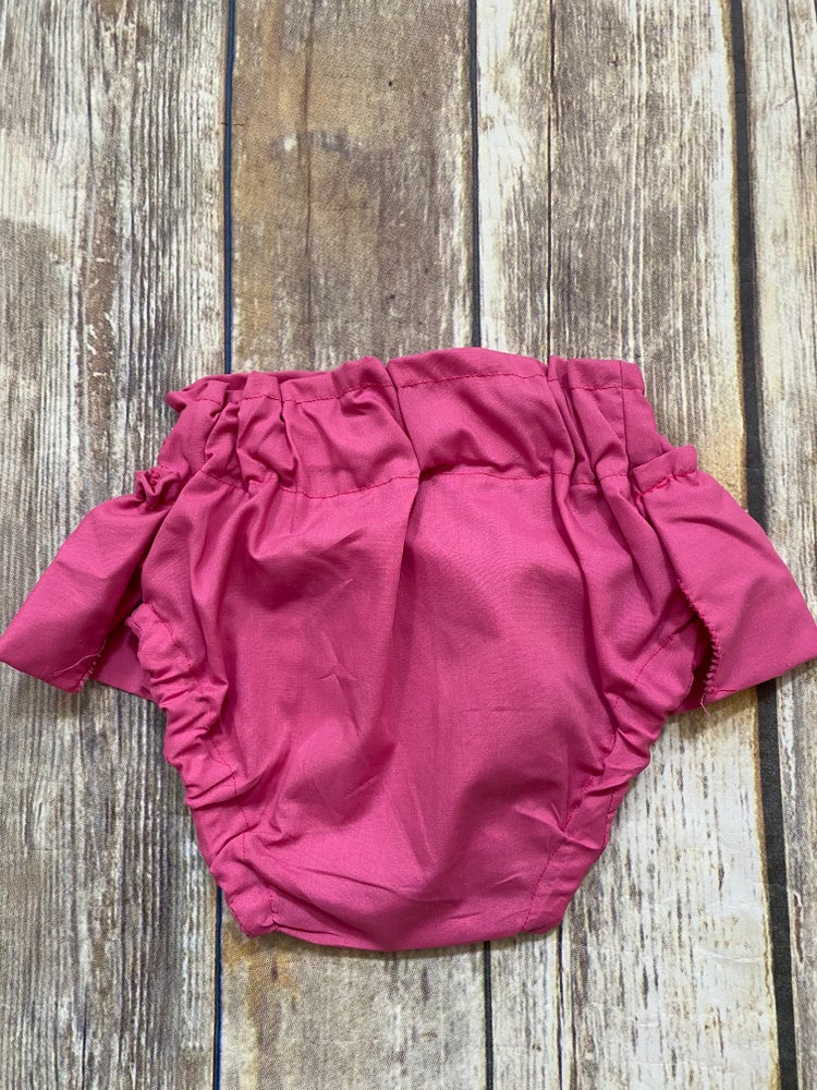 Image of Pink Ruffled Bloomers