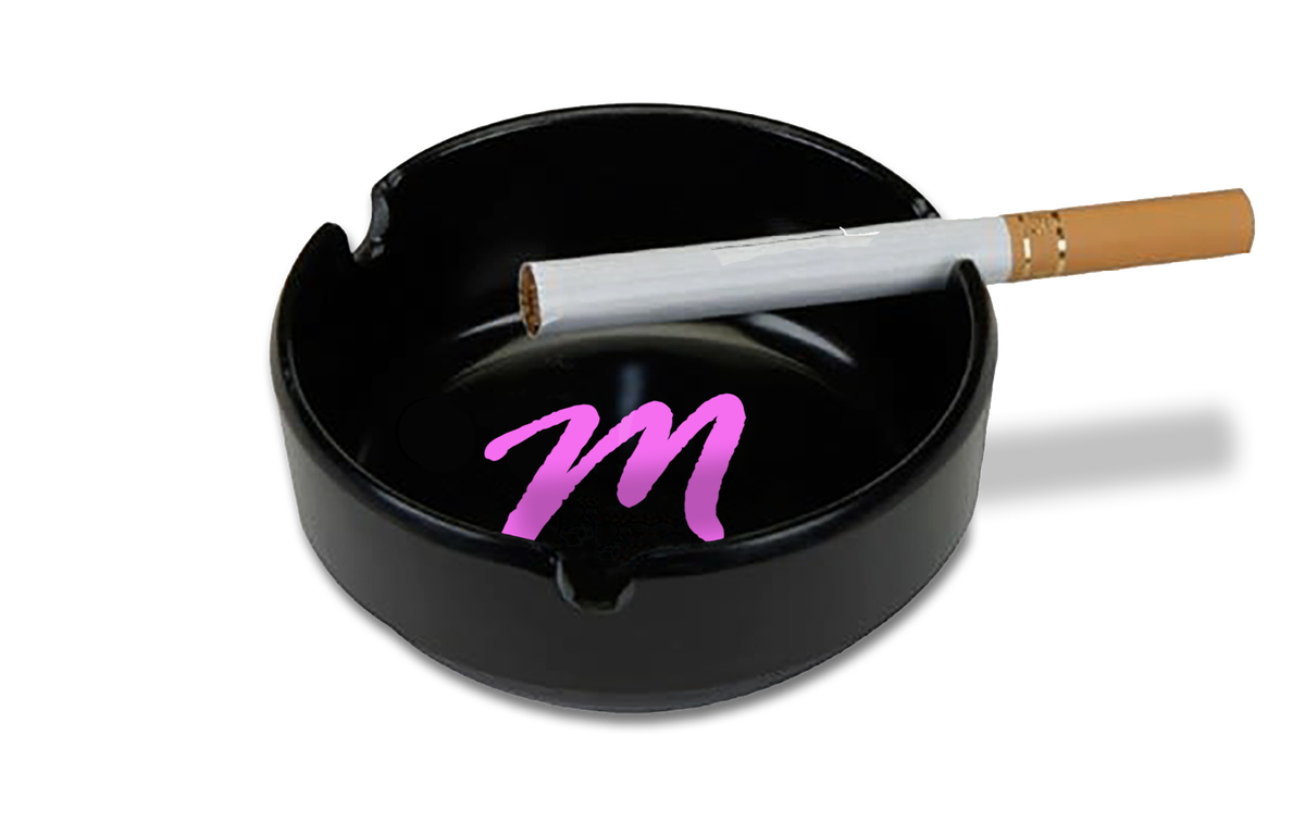Image of Misguided Ashtray