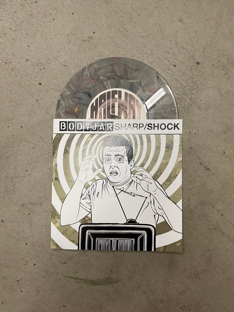 Image of SHARP SHOCK/BODYJAR SPLIT 7""