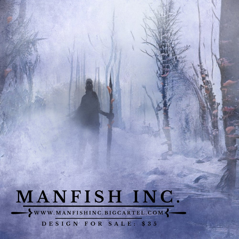 Image of Cover Art Design - Winter Forager