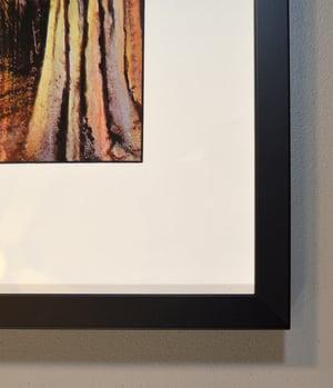 Autumn Path, Framed Print