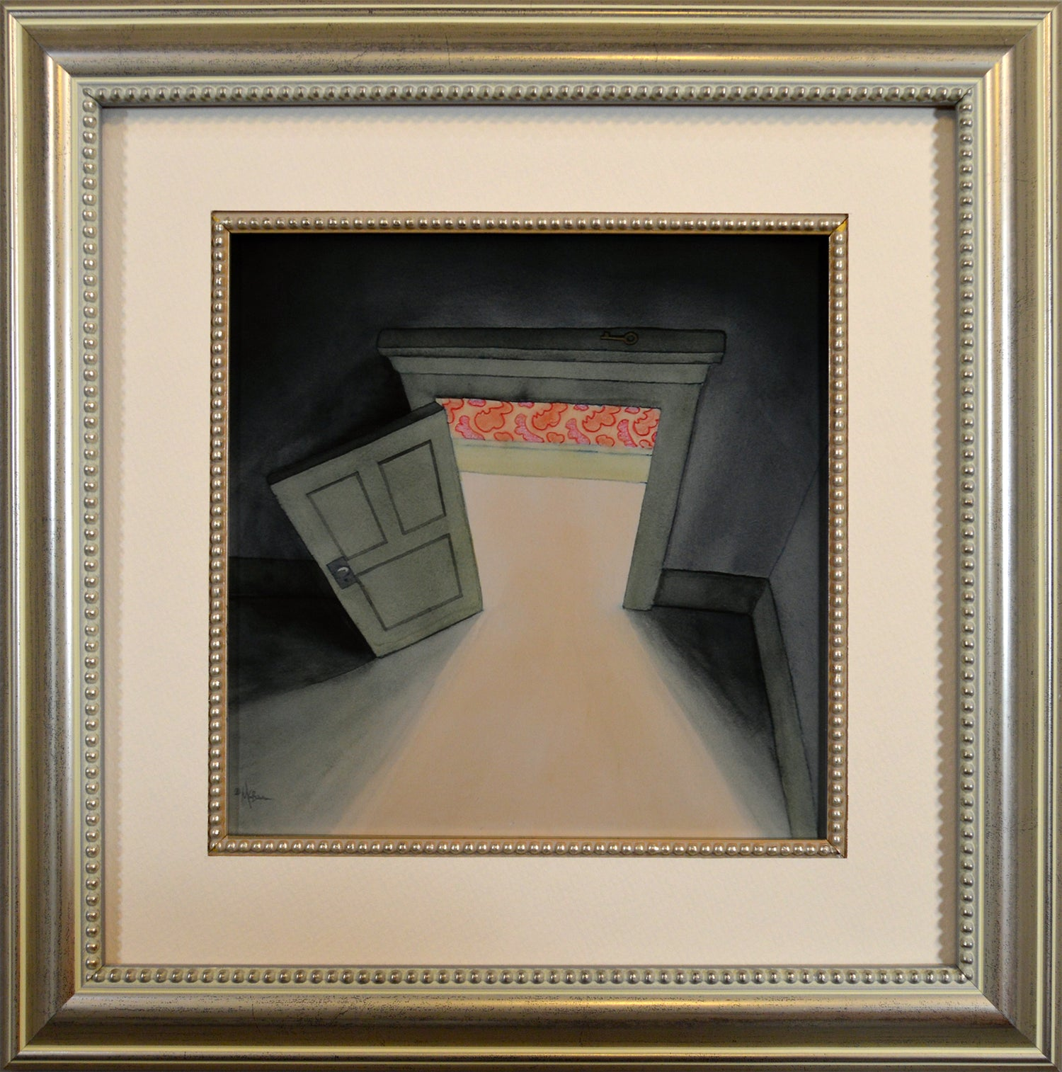 Room with a View, Framed Print