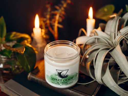 Image of 🜃 Earth Candle 🜃