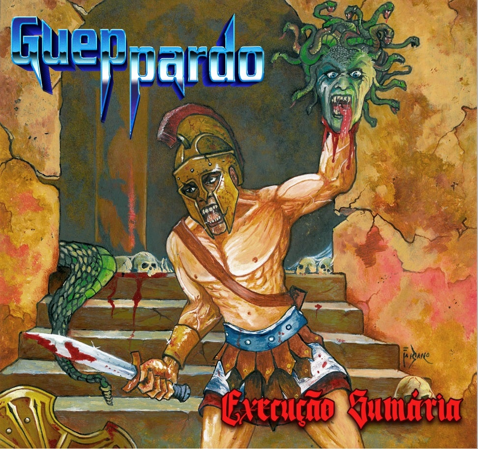 GUEPPARDO - Execução Sumaria CD