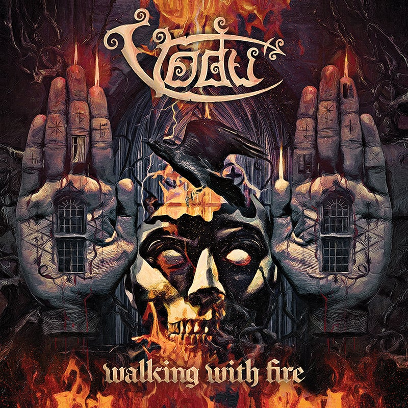 VODU - Walking With Fire +5 CD