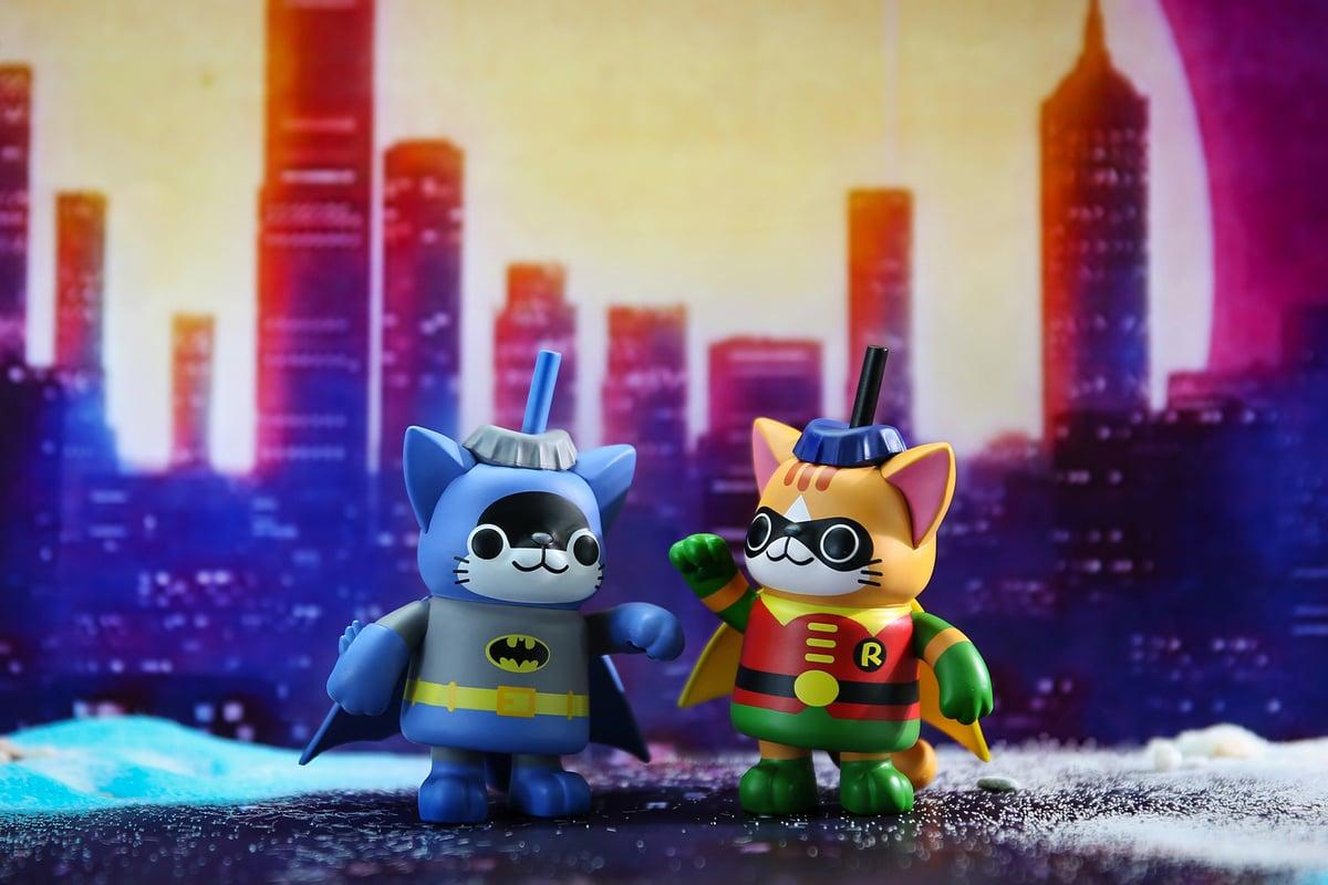 Image of DC x Soda Kats Blind Box