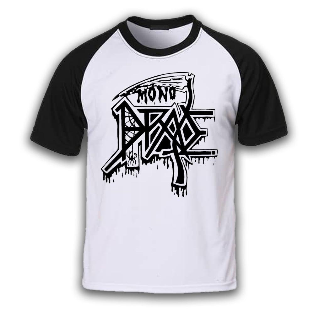 Image of Death Tribute Raglan t-shirt