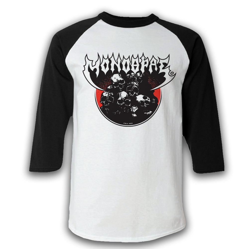 Image of Sepultura Tribute Raglan 3/4