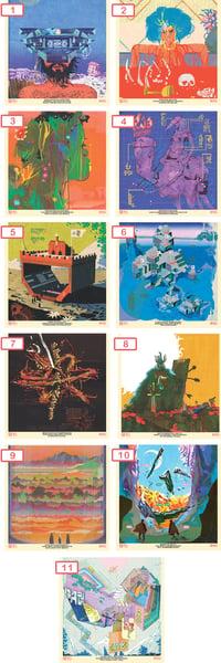 Image of Haiku Prints, £5 each
