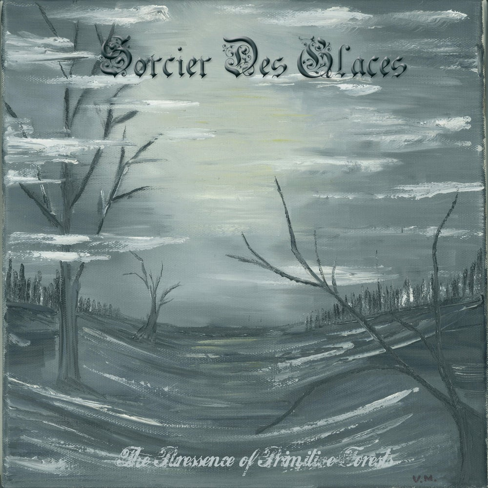 SORCIER DES GLACES - The Puressence of Primitive Forests / VINYL LP