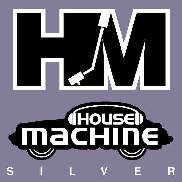 ATL230-2 // HOUSE MACHINE SILVER (DOPPIO CD COMPILATION)