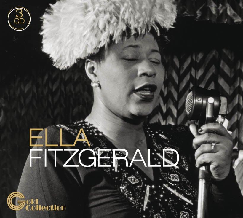 MMB1028-2 // ELLA FITZGERALD - GOLD COLLECTION (3 CD)