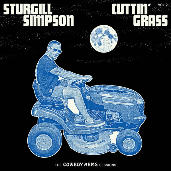 Image of Sturgill Simpson - Cuttin' Grass Vol. 2