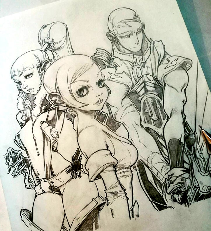 Image of SKETCHBOOK 2016 - VERY RARE! - Limited Run