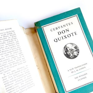 Cervantes - Don Quixote - FIRST PENGUIN EDITION