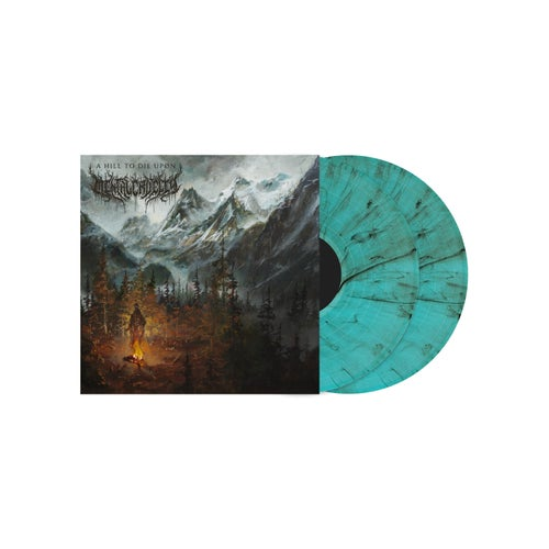 "Image of ""A HILL TO DIE UPON"" Double Vinyl  Pre-Order"