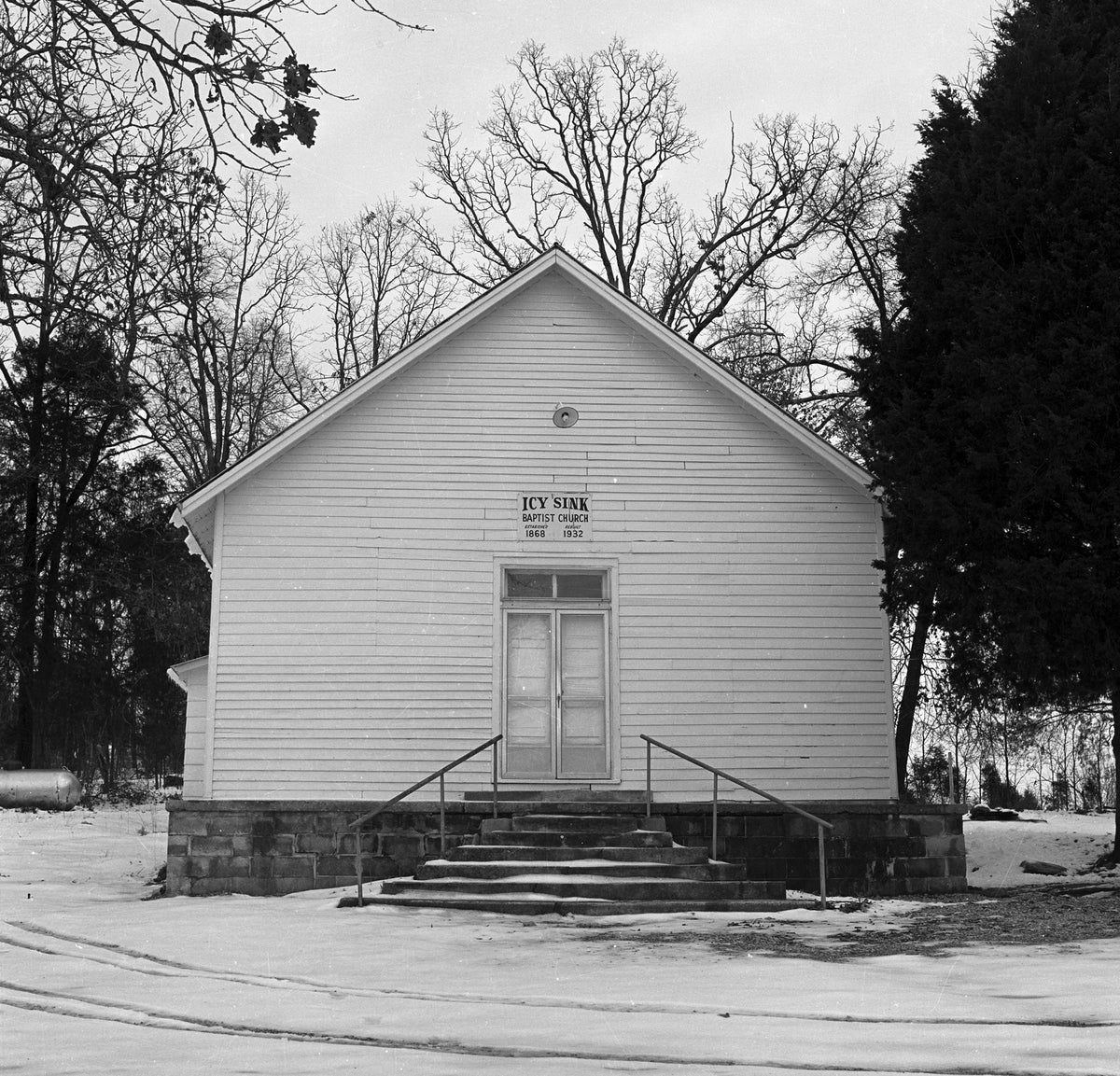 Icy Sink Baptist Church