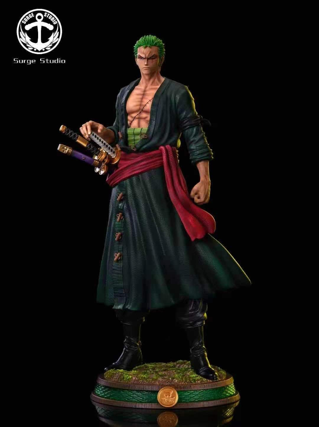 Image of [Early-Bird][Pre-Order]One Piece Surge Studio Zoro 1:6 Resin Statue