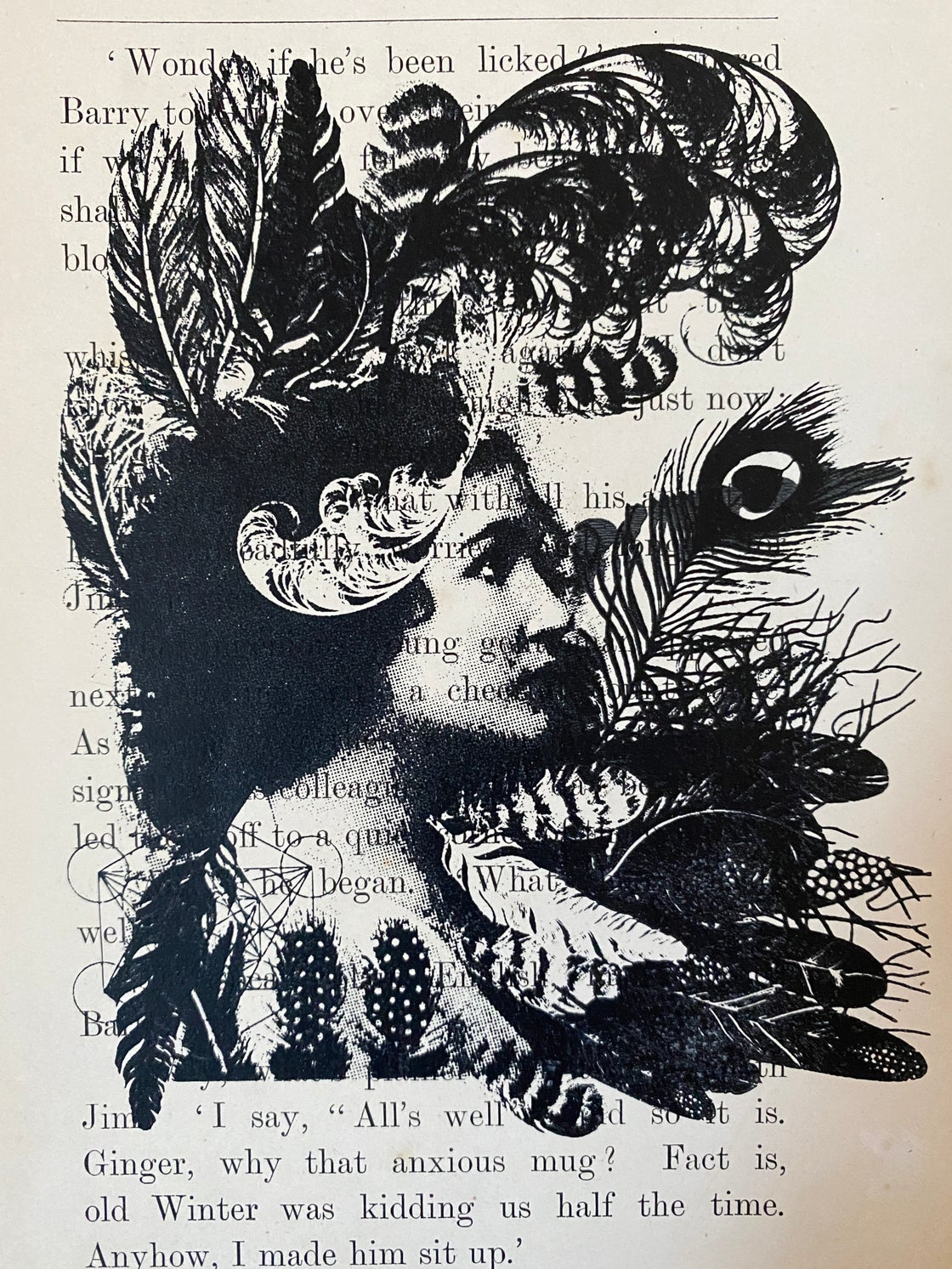 Image of Feather Femme