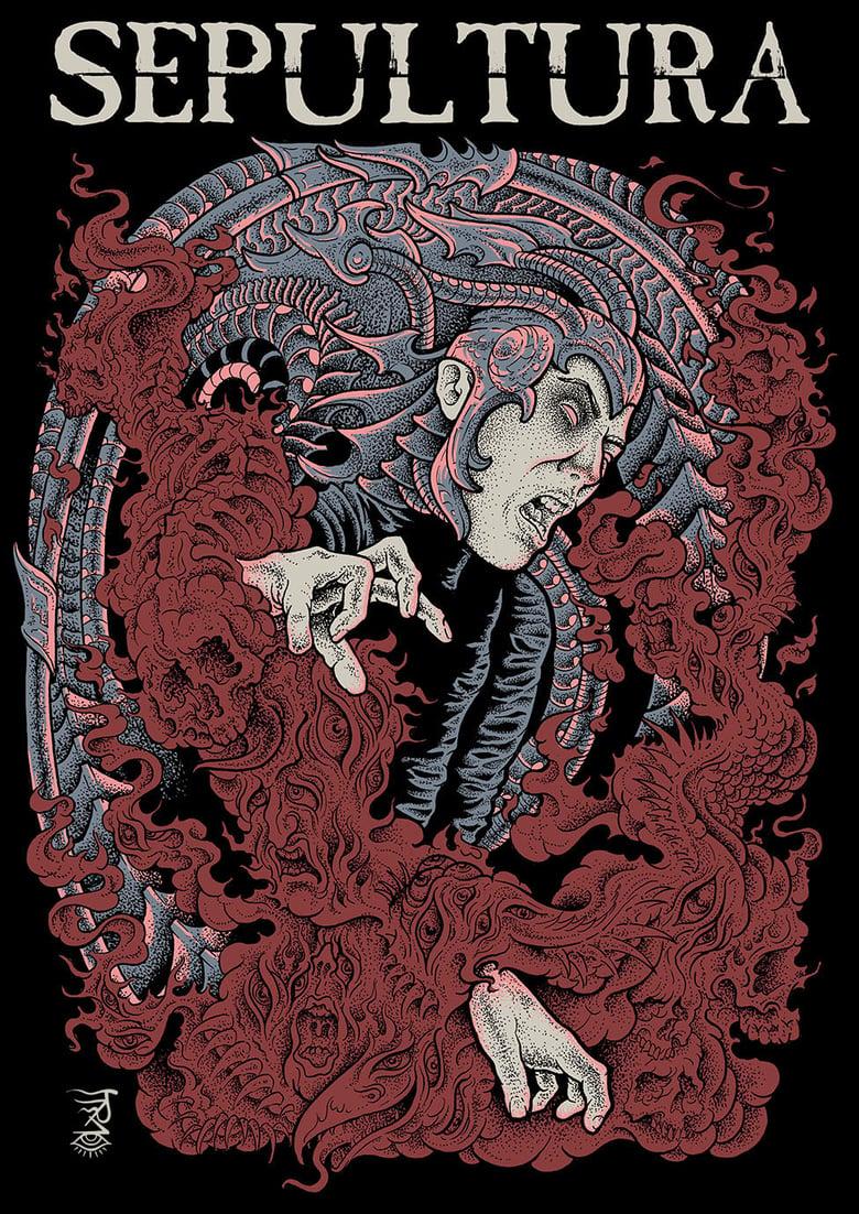 Image of Sepultura 'Isolation'