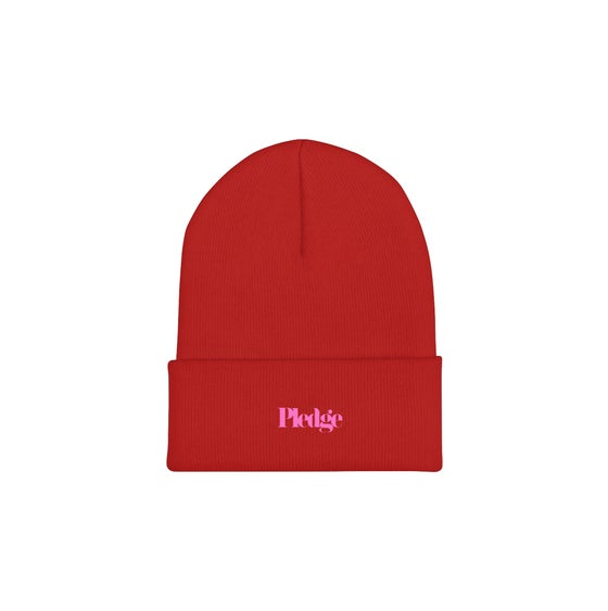Image of OG beanie (RED)