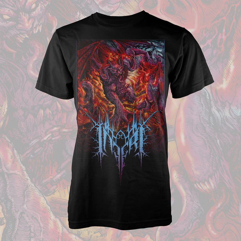 Image of INFERI - Nightmare | T-shirt